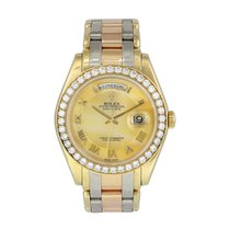 Rolex Yellow gold 39mm Automatic 18948 pre-owned United States of America, New York, New York