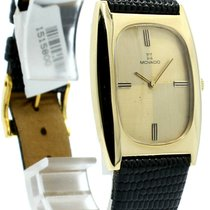 Movado Yellow gold 27mm Manual winding pre-owned United States of America, California, West Hollywood