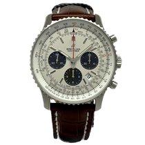 Breitling Navitimer 1 B01 Chronograph 43 Acero 43mm Plata