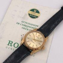 Rolex Oyster Perpetual 31 Oro giallo 31mm Bianco Senza numeri Italia, Padova