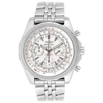 Breitling Bentley Motors Acero 49mm Plata