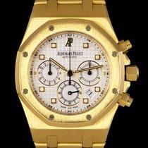 Audemars Piguet 25960BA.OO.1185BA.01 Yellow gold 2005 Royal Oak Chronograph 39mm pre-owned