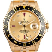 Rolex GMT-Master II Yellow gold 40mm Gold