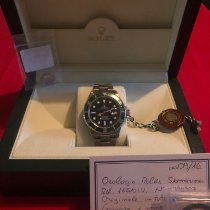Rolex Submariner Date 116610LV 2007 pre-owned