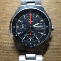 Sinn 157 Steel 43mm Black Arabic numerals