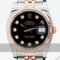 Rolex Datejust 36mm Preto