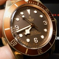 Tudor Black Bay Bronze Bronze 42mm Brun