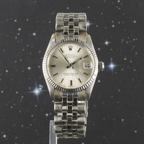 Rolex 6827 Or blanc 1979 Datejust 31mm occasion
