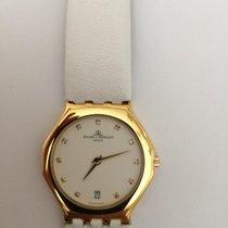 Baume & Mercier 18K gold ladies watch