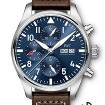 IWC Pilot Chronograph nieuw 43mm Staal