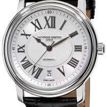 Frederique Constant Classics Automatic Steel 42.7mm Silver United States of America, New York, Brooklyn