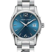 Hamilton Jazzmaster Lady Quartz Watch 34mm