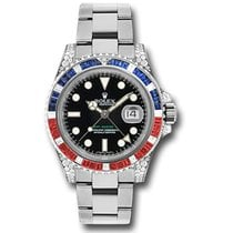 Rolex 116759SARU White gold GMT-Master II 40mm