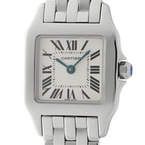 Cartier Santos Demoiselle Steel 21mm Silver Roman numerals United States of America, New York, New York