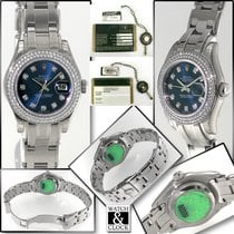 Rolex Pearlmaster White gold