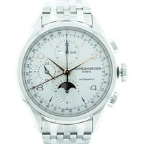 Baume & Mercier Clifton 43 Automatic Moon Phase