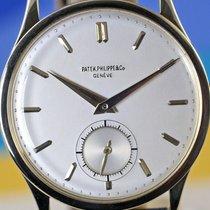 Patek Philippe Calatrava 570J, vintage oversized, 1st owner, ...