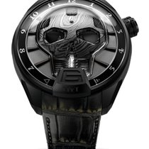 HYT Skull Watch Bad Boy Limited ED. 151-DL-43-NF_AS