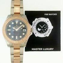 勞力士 268621 Yacht-Master Chocolate Dial RG/SS