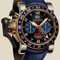 Graham Chronofighter. Oversize GMT