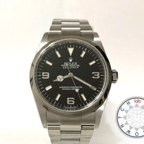 Rolex Explorer + Rolex Guarantee
