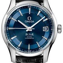 Omega De Ville Hour Vision Blue Dial 431.33.41.21.03.001