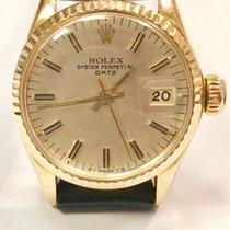 Rolex Oyster Perpetual Lady Date Roségold Keine Ziffern Schweiz, lugano