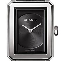 Chanel Women's watch Boy-Friend 27,9mm Quartz new Watch with original box and original papers 2020