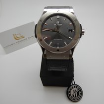 Hublot Classic Fusion Racing Grey 45mm - watch on stock in Zurich
