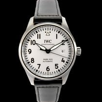 IWC Pilot Mark Steel 40.00mm Silver United States of America, California, San Mateo