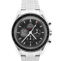 Omega 311.30.42.30.01.002 Steel Speedmaster Professional Moonwatch 42mm pre-owned United States of America, New York, Massapequa Park