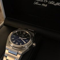 IWC Ingenieur AMG Steel 42mm Black Arabic numerals United States of America, New York, Ny