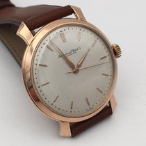 IWC Ouro rosa 36,5mm Corda manual IWC  or rose Jumbo size Cal 89 vintage usado