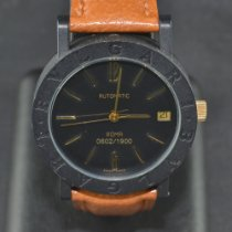 Bulgari Bulgari Carbon 33mm Black