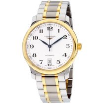 Longines Master Collection Steel 39mm Silver Arabic numerals United States of America, New York, Brooklyn