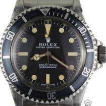 Rolex 5514 Acero 1977 Submariner (No Date) 40mm usados