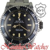 Rolex Submariner (No Date) 5514 1977 подержанные