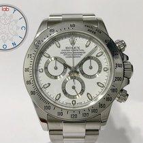 Rolex Daytona Stahl 40mm Weiß Keine Ziffern Schweiz, Chiasso