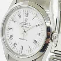 Rolex Air King Precision Acero 34mm Blanco Argentina, buenos aires