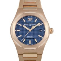 Girard Perregaux Rose gold 38mm Automatic 81005-52-432-52A new