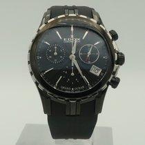 Edox Kadın Kol Saati Grand Ocean 44mm Quartz ikinci el Orijinal kutuya sahip saat