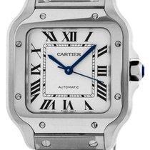 Cartier WSSA0010 Santos (submodel) 35.1mm новые