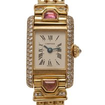 Cartier Tank (submodel) Yellow gold UAE, DUBAI