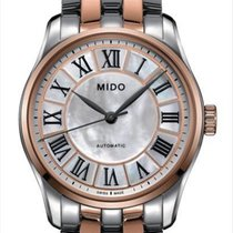 Mido Steel 33mm Automatic M024.207.22.110.00 new