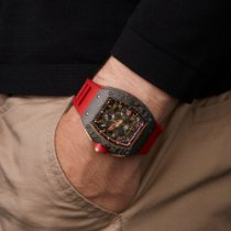 Richard Mille RM 011 2015 pre-owned