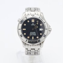 Omega Seamaster Diver 300 M Staal