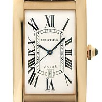 Cartier new Automatic 46mm Rose gold Sapphire crystal