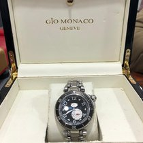 JB Gioacchino Steel 47mm Quartz pre-owned