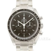 Omega Speedmaster Professional Moonwatch nuevo Cuerda manual Cronógrafo Reloj con estuche y documentos originales 311.30.42.30.01.006