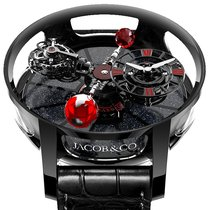 Jacob & Co. Astronomia Ceramic 50mm